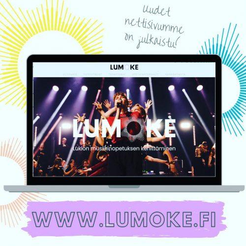 Lumoke-hankkeen kotisivun osoite: www.lukoke.fi